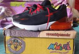 Sapatos infantis masculinos