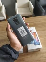Xiaomi Redmi Note 9 64Gb/3gb Com 6 Meses De Garantia Cor Cinza