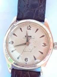 Relógio marca tudor osyter  precision caixa ouro