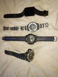 Vwndo relógios  com  defeito  leia o anúncio