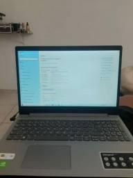 Notebook Lenovo 1 mês de uso