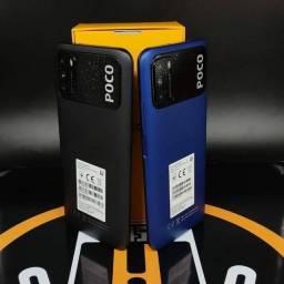 Poco M3 64 GB/4 GB Ram Azul/Amarelo China