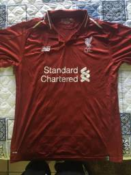 Camisa time - Liverpool