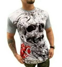 Camiseta long line