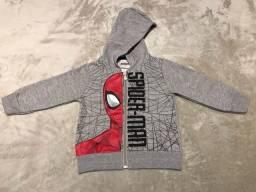 Blusão da Marvel (Spider Man)