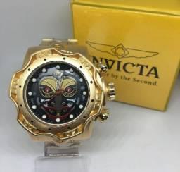 """Relógio invicta modelo koringa joker' frete grátis""""**"""