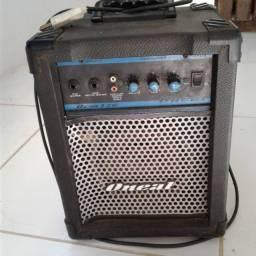 Caixa amplificador em ótimo estado funcionando *