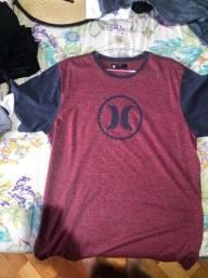 Camisetas originas usadas no máximo 2 vezes