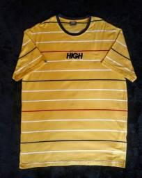 Camisa High Kidz Yellow