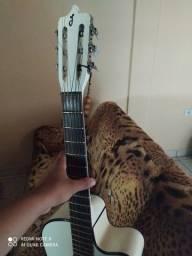 Violão luthier semi novo