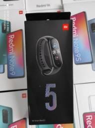 Saldão 2020! Xiaomi Mi Band 5 ... NOVO lacrado Garantia e entrega hj