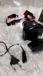 Lanterna de cabeça modelo recarregável com ajuste de foco/ Preço Imbatível