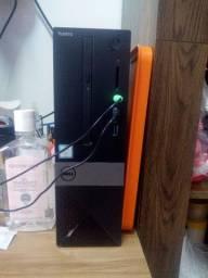 Mini PC Dell vostro semi novo aceito cartão