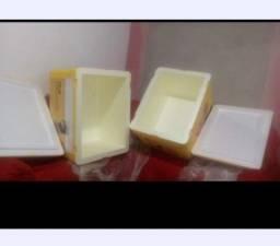 2 Caixas De Isopor 180l