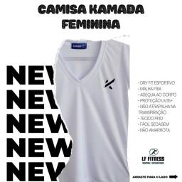 CAMISA FEMININA DRY FIT