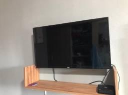 Vendo televisão com tv box