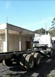 Ford cargo 2422 truck  chassis