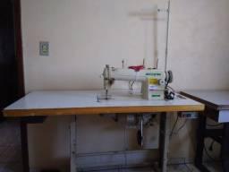 Máquina de Costura Reta industrial Zoge ZJ8700 usada