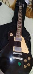 guitarra shelter nashville les paul