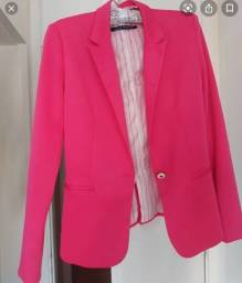 Vendo blezer rosa pink zara