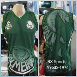 Camiseta Regata do Palmeiras