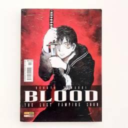 Mangá Blood The Last Vampire 2000