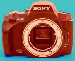 Camera convertida para o infravermelho