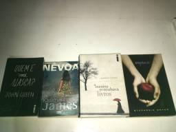 Vendo 4 livros