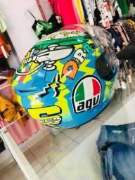 Vende capacete Agv k3 n 61 62