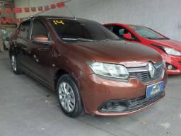 Renault Logan Exp. 2014 Completo + GNV 5°Gen