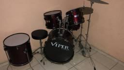 Bateria acústica Viper