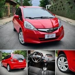 Imperdível!! Lindo Honda FIT EX 1.5 16v 2014 única dona automático