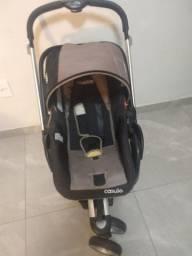Carrinho de bebê 3 em 1