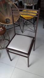 Cadeira Em Ferro Buffet