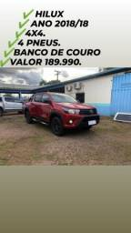 HILUX ANO 2018