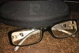 Armação para óculos de grau, Pierre Cardim (original), sem defeitos; tem nota fiscal.
