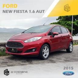Ford New Fiesta SE 1.6 16v Aut. Único Dono - Muito Novo
