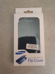 Capa de celular Samsung S4 Flip Cover original lacrada