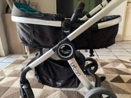 Carrinho de bebê e moises 3x1 Chicco Urban Stroller
