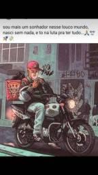 Procuro vaga de motoboy