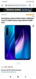 Xiaomi Redmin Note 8