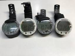 Relógio computador de mergulho