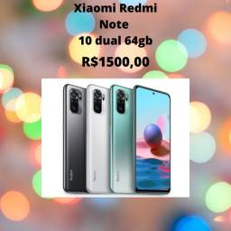 Xiaomi Redmi note 10 64