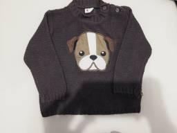 Blusão de lã Teddy Boom