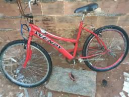 Bicicleta Wendy novinha