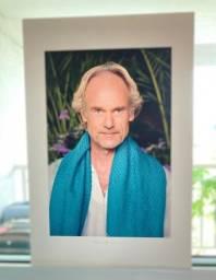 Retrato Mestre Swaha