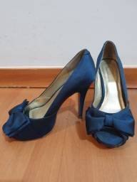 Sapato salto Ideale 35
