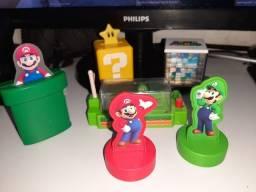 Coleção Super Mario Mc