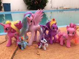 my little pony coleção celestia twilight pinkie