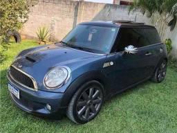 Mini Cooper 2007 1.6 s 16v turbo gasolina 2p automático